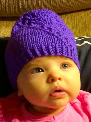 Mini Tearsa Hat